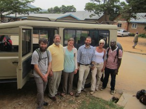 Trip to Ruaha national park
